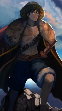 175 Monkey D Luffy Apple Iphone 5 640x1136 Wallpapers Mobile Abyss