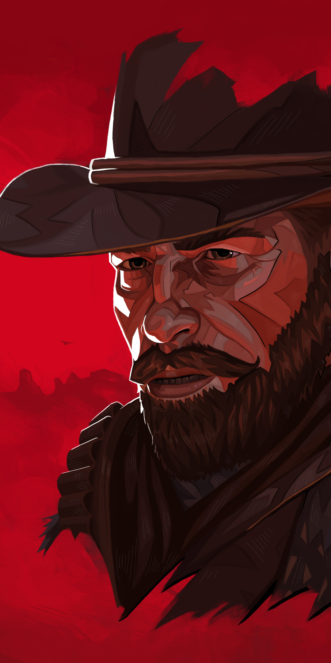 Video Game Red Dead Redemption 2 1080x2160 Wallpaper Id 780091