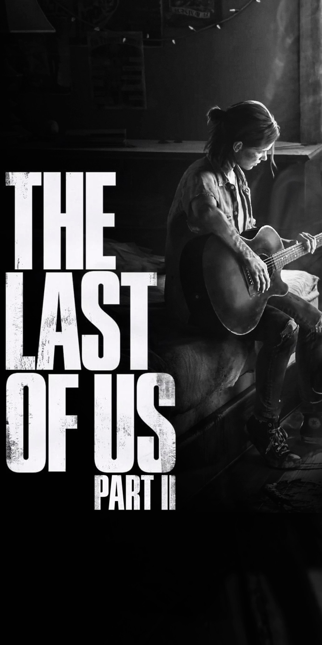 Video Game The Last Of Us Part Ii 1080x2160 Wallpaper Id 780116