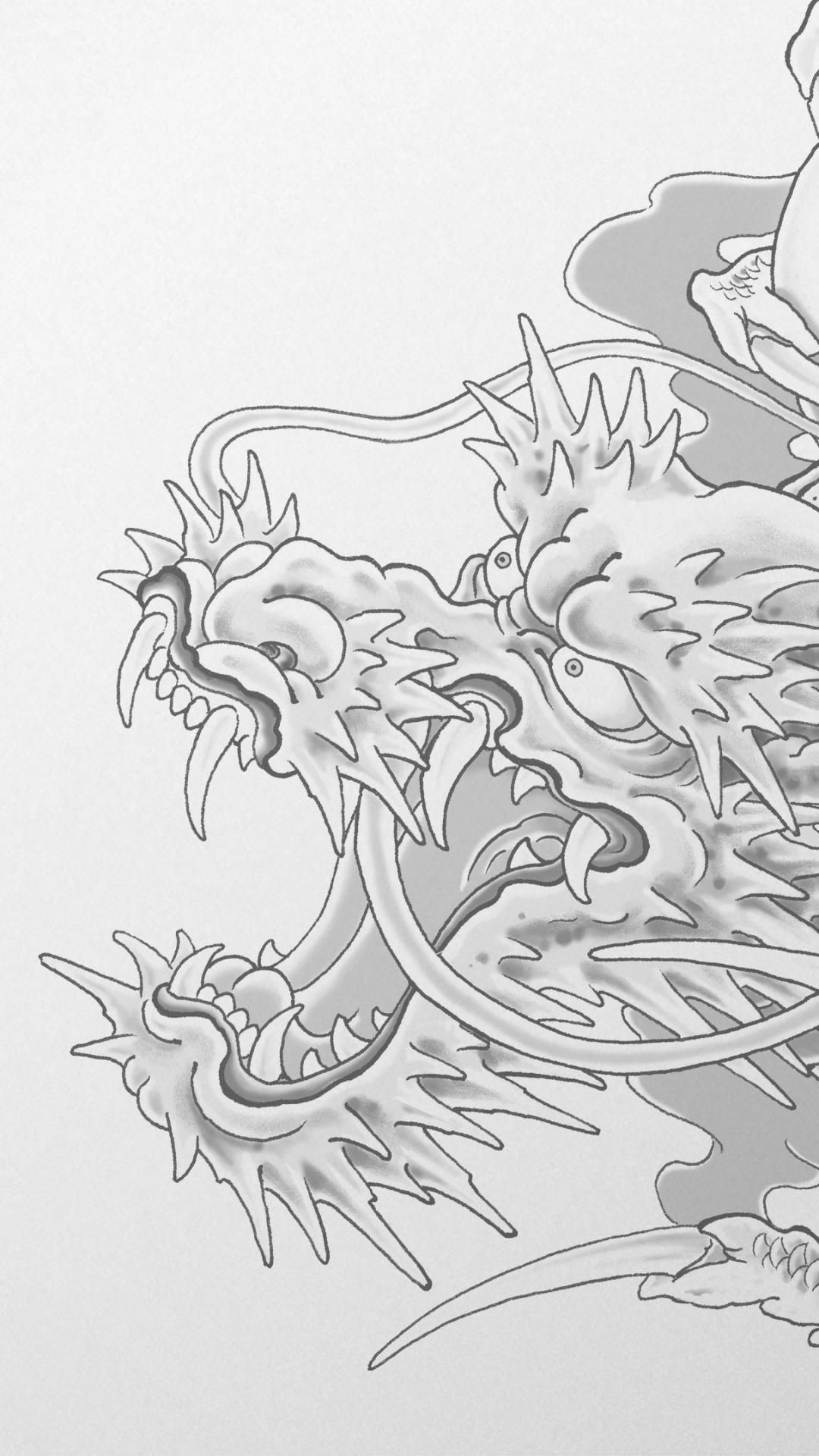 Dragon Wallpaper Yakuza