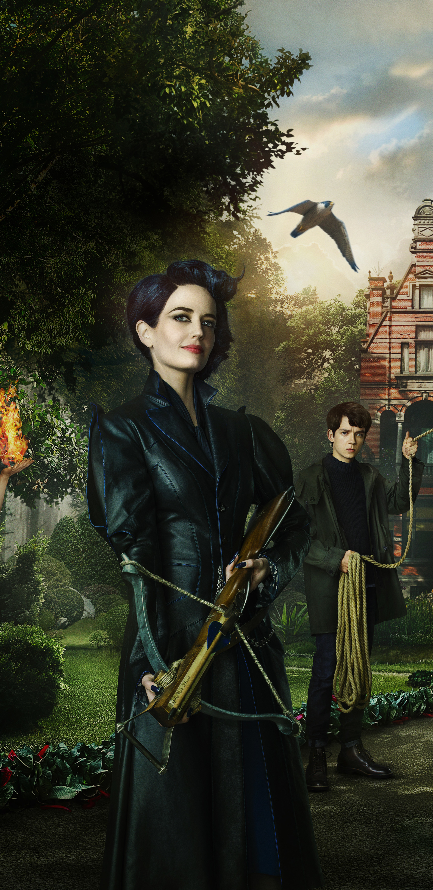 Movie Miss Peregrine S Home For Peculiar Children 1440x2960