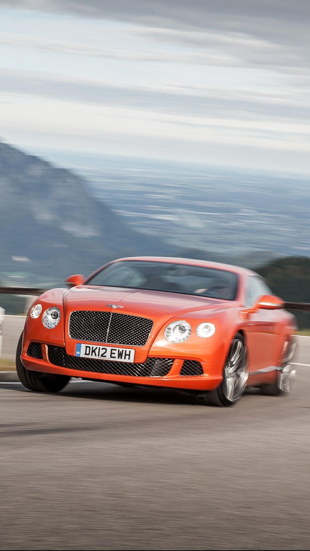 Vehicles Bentley Continental Gt Speed 1080x1920 Wallpaper Id