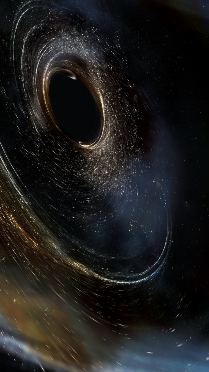 Sci Fi Black Hole 720x1280 Wallpaper Id 783609 Mobile Abyss