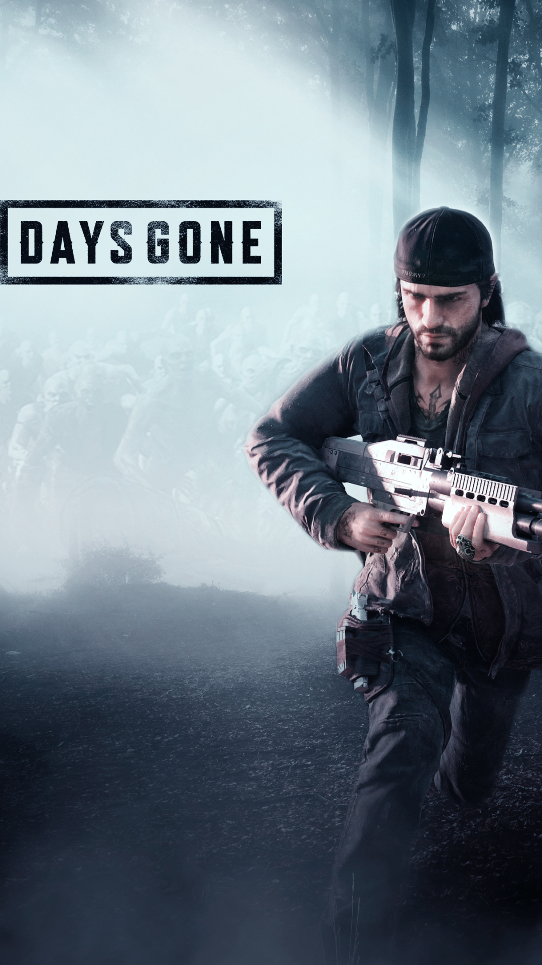 Video Game/Days Gone (1080x1920) Wallpaper ID: 784325 ...