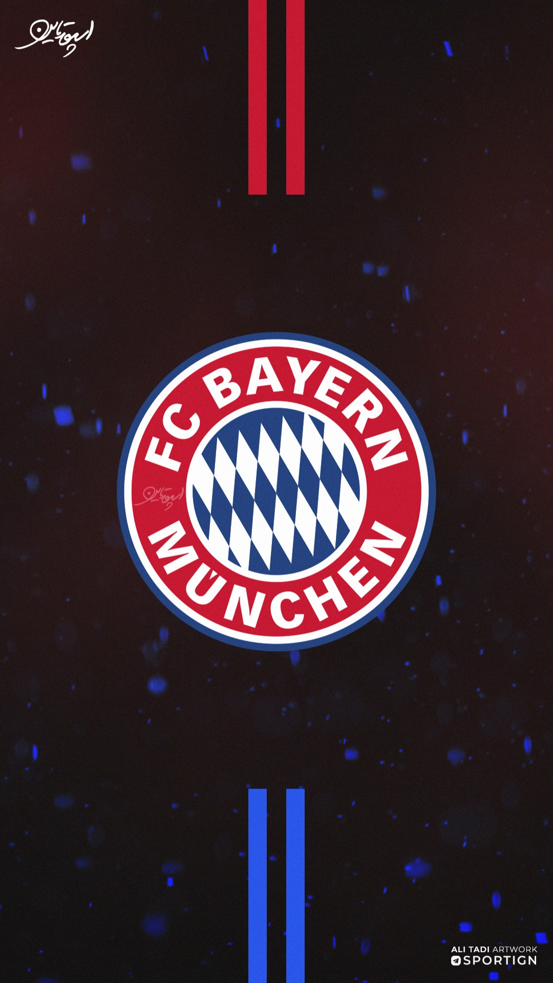 Sports/FC Bayern Munich (1080x1920) Wallpaper ID: 784695 ...