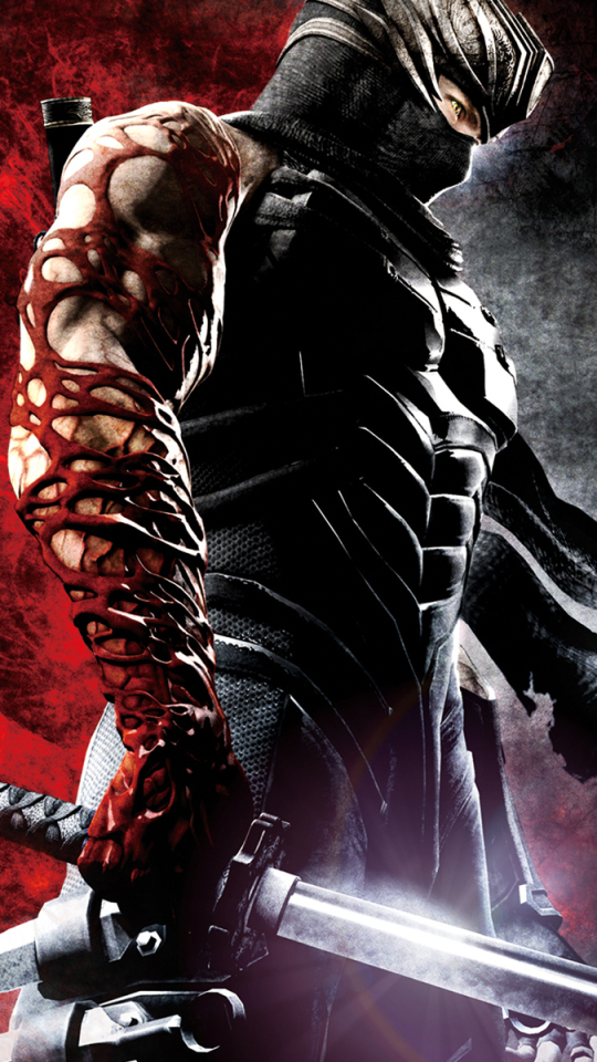 Video Game Ninja Gaiden 3 540x960 Wallpaper Id 785806 Mobile