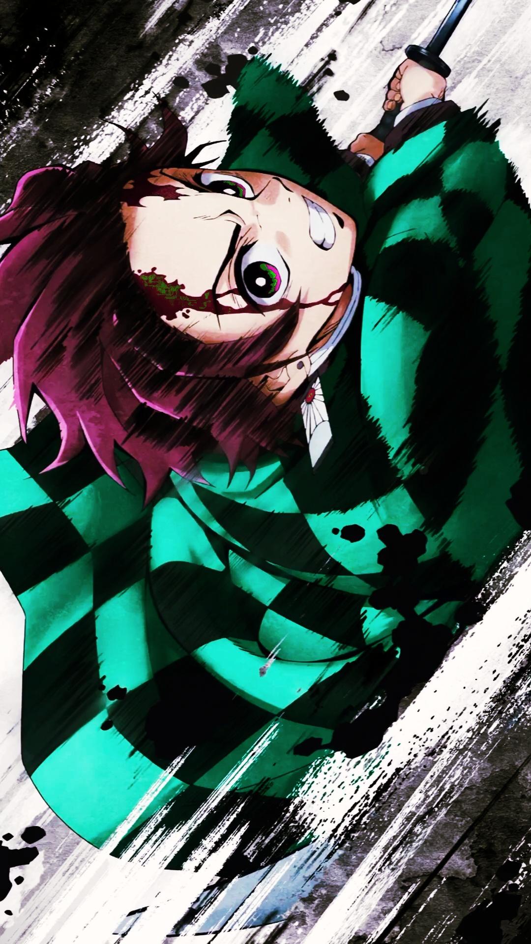 Anime Demon Slayer Kimetsu No Yaiba 1080x1920 Wallpaper