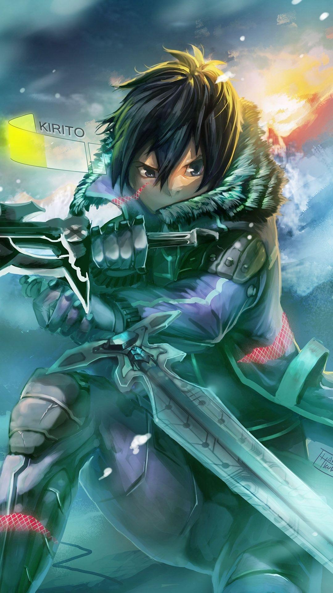 Animesword Art Online 1080x1920 Wallpaper Id 787231