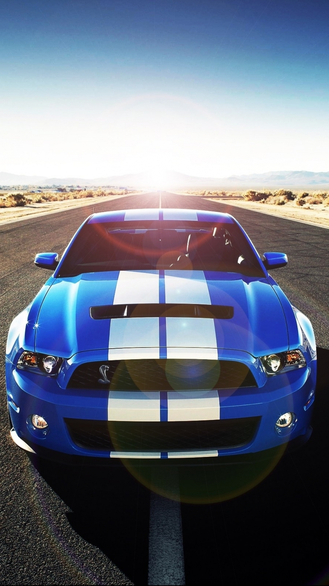 Vehicles Ford Mustang Shelby Gt500 1080x1920 Wallpaper Id 78820