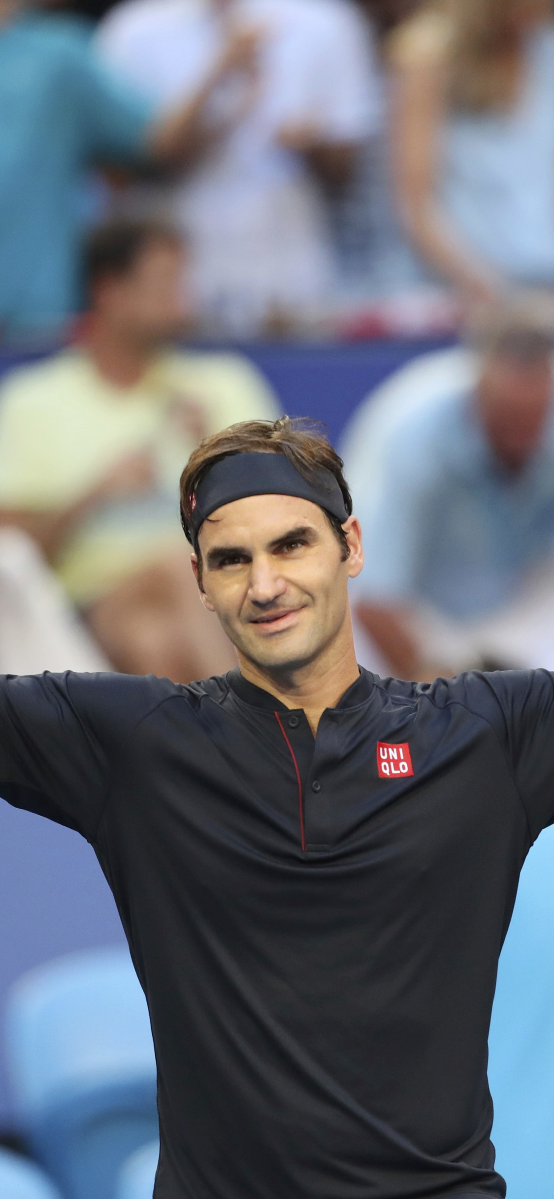 Sports Roger Federer 1125x2436 Wallpaper Id 789304 Mobile Abyss