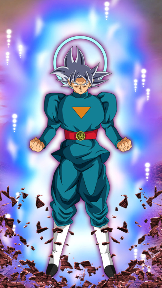 Animesuper Dragon Ball Heroes 540x960 Wallpaper Id