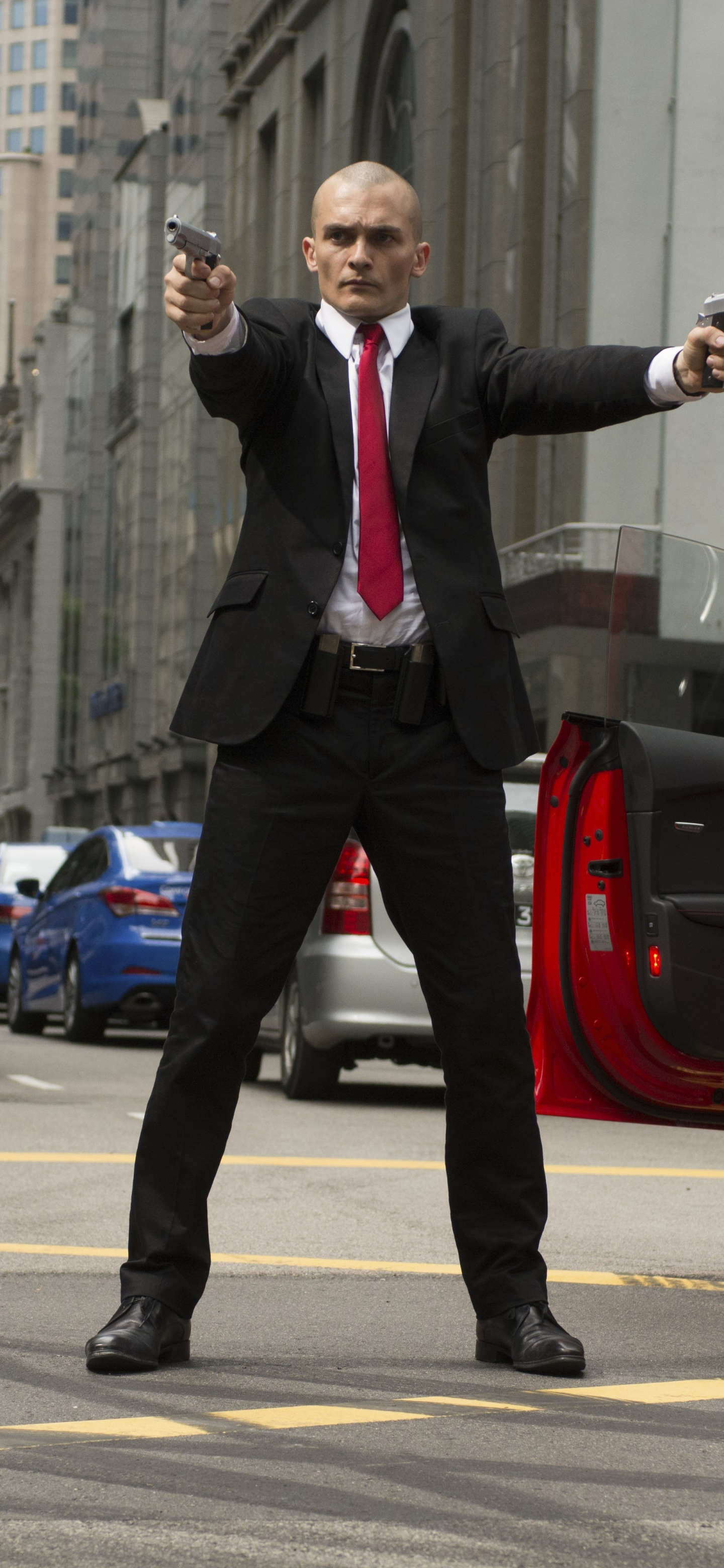 Movie Hitman Agent 47 1440x3120 Wallpaper Id 794884 Mobile Abyss