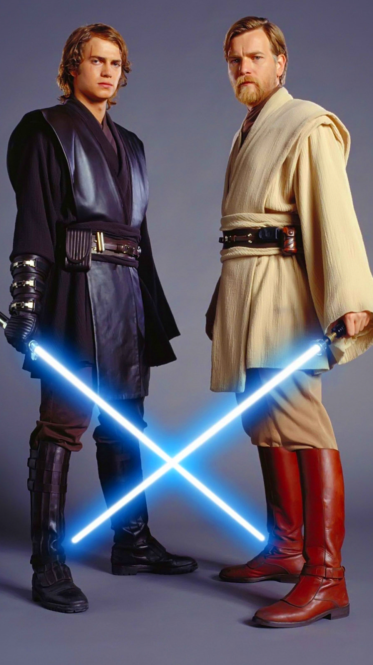 Movie Star Wars Episode Iii Revenge Of The Sith 750x1334 Wallpaper Id 797406 Mobile Abyss