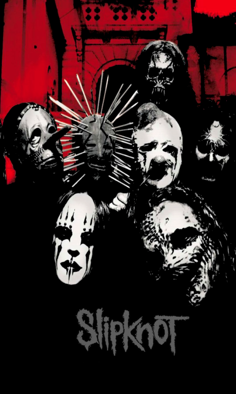 Music Slipknot 480x800 Wallpaper Id 798269 Mobile Abyss