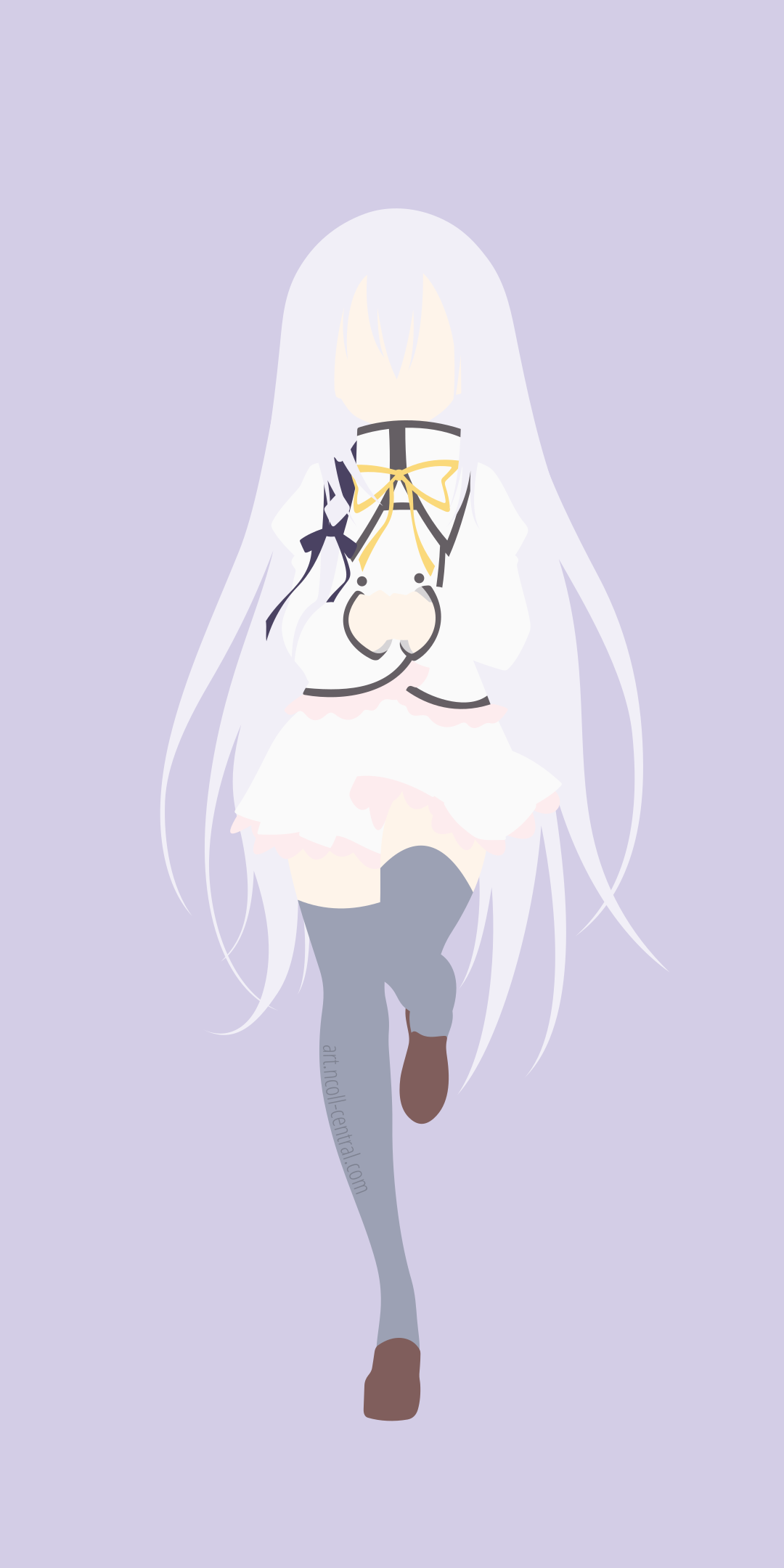 Anime Seirei Tsukai No Blade Dance 1080x2160 Wallpaper Id