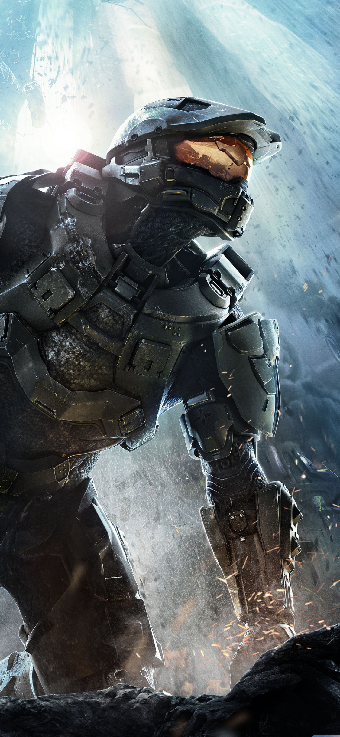 Video Game Halo 4 1125x2436 Wallpaper Id 799989 Mobile Abyss