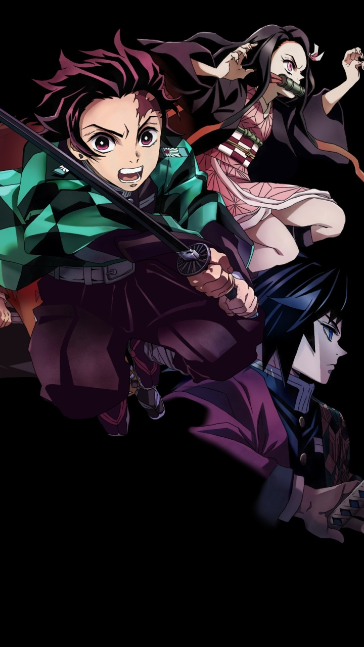 Anime Demon Slayer Kimetsu No Yaiba 720x1280 Wallpaper Id 801420 Mobile Abyss