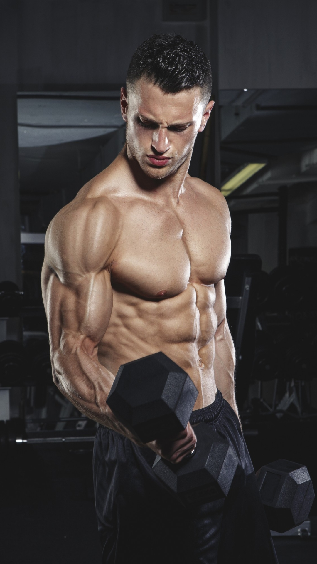 Sports Bodybuilding 1080x1920 Wallpaper Id 803879 Mobile Abyss