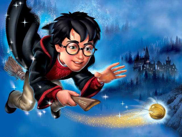 Video Gameharry Potter And The Sorcerers Stone 640x480
