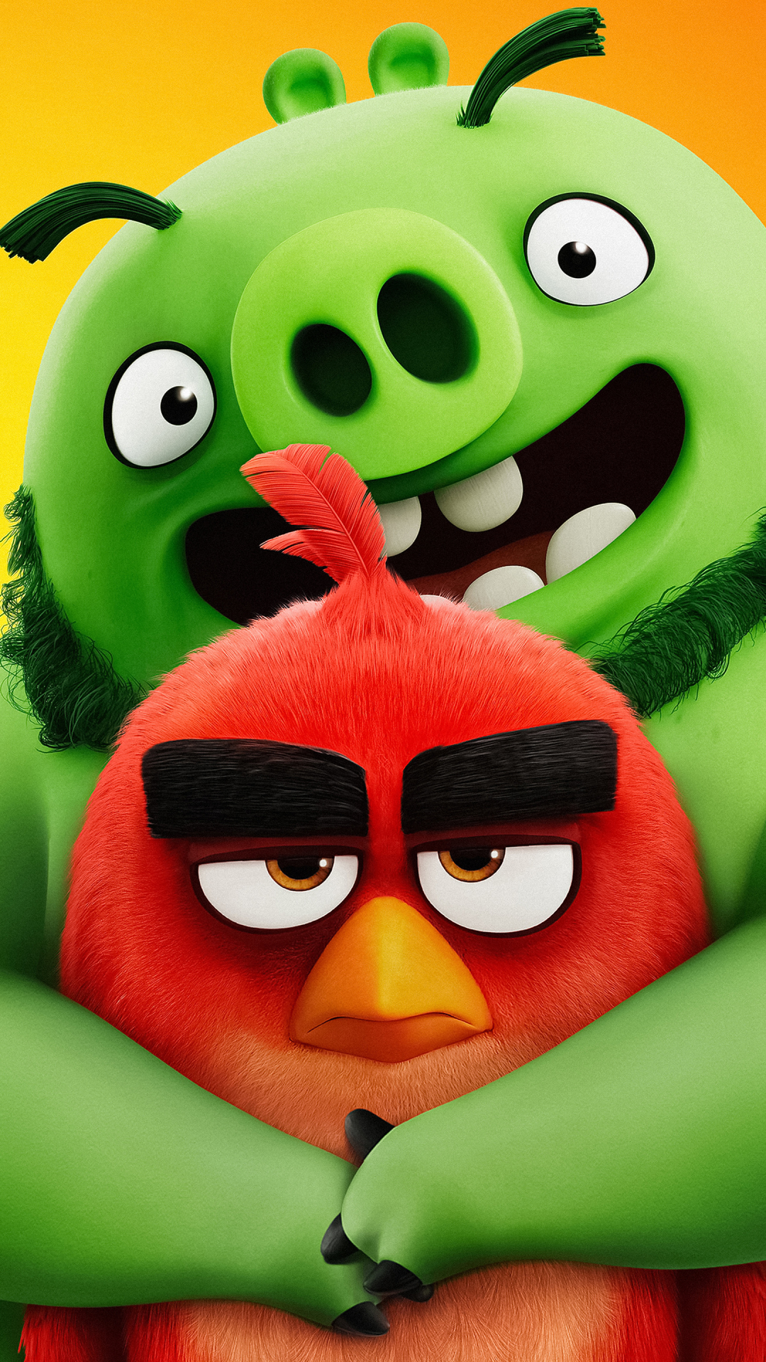 Movie The Angry Birds Movie 2 1080x1920 Wallpaper Id 809647 Mobile Abyss