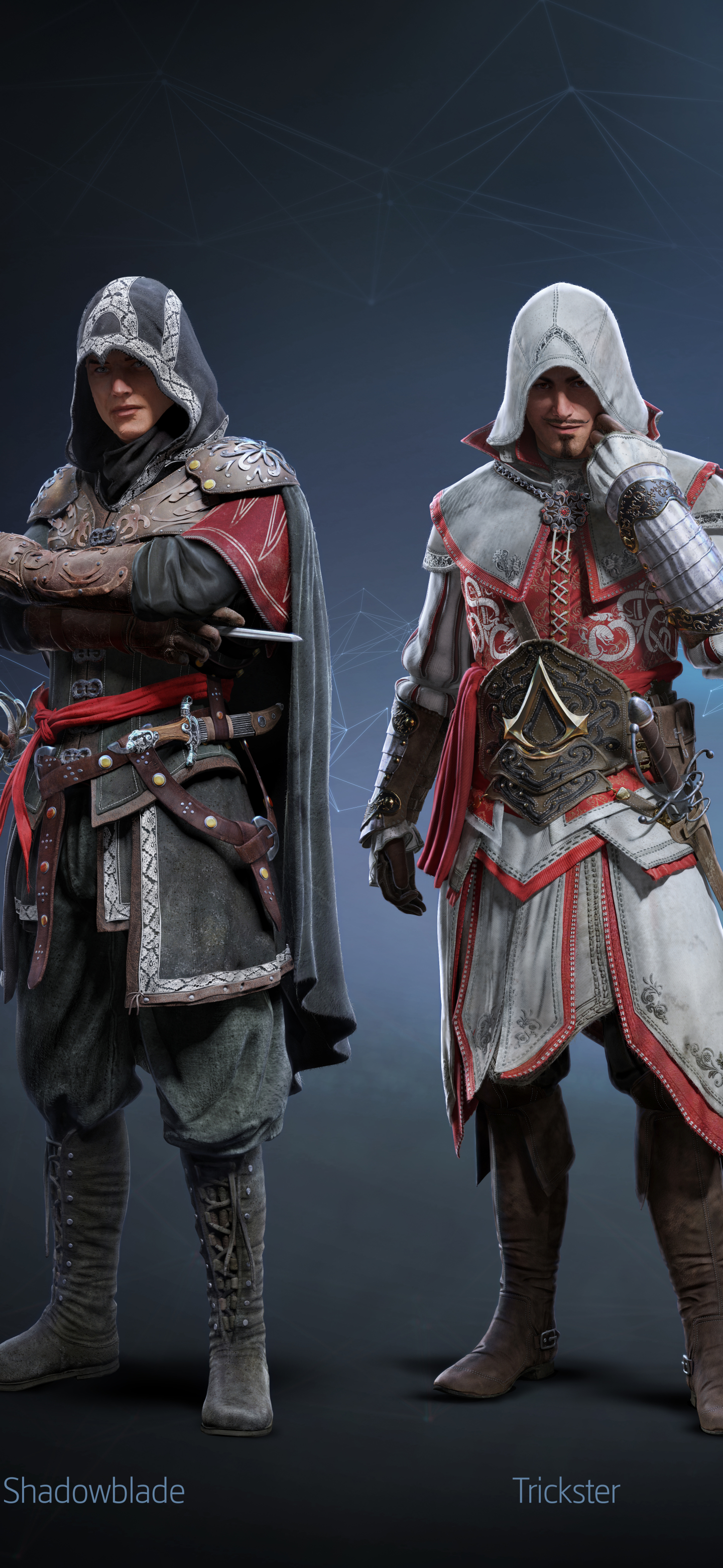 Video Game Assassin S Creed Identity 1440x3120 Wallpaper Id