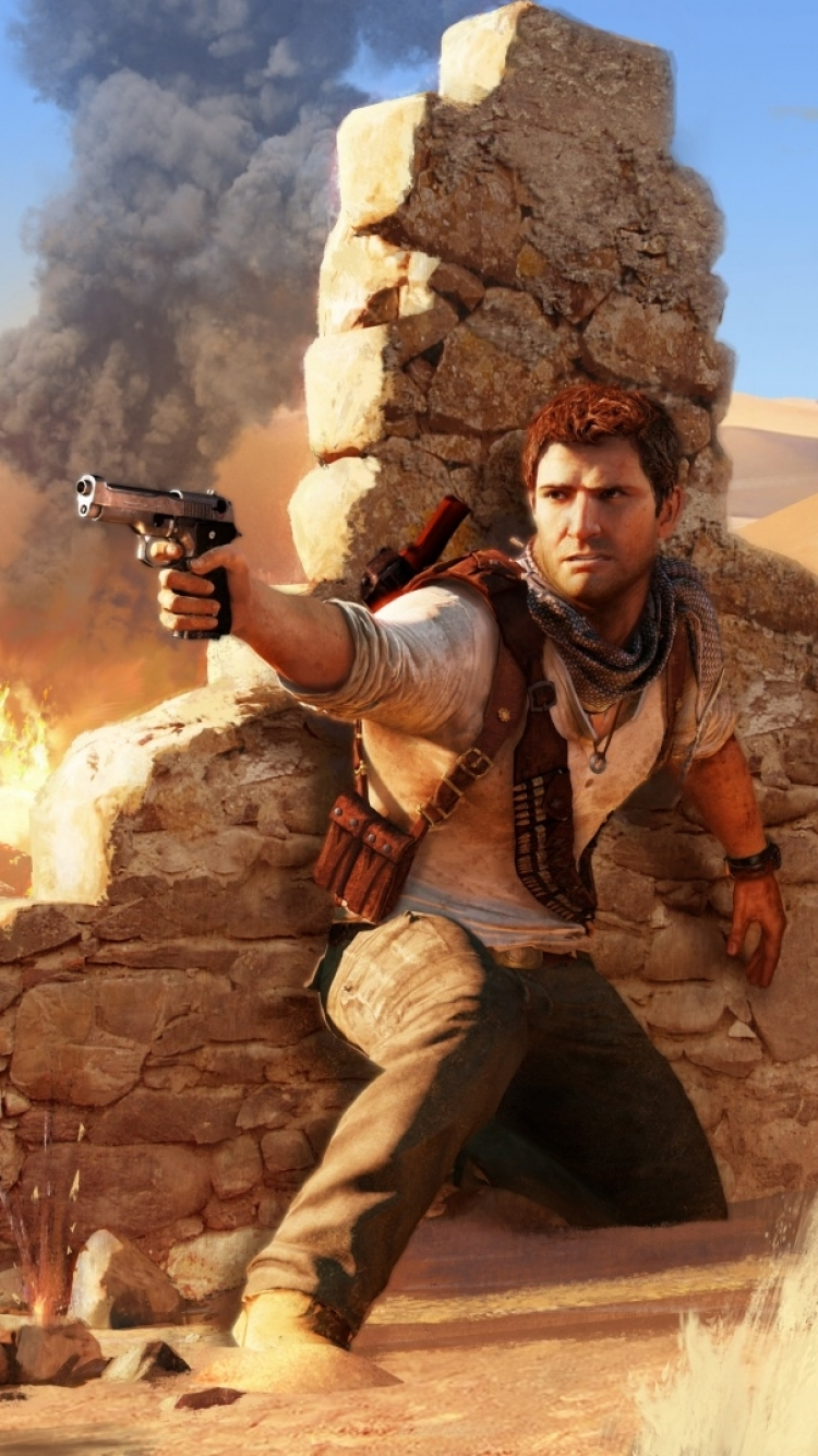 Uncharted 3 Wallpapers Like Wallpapers