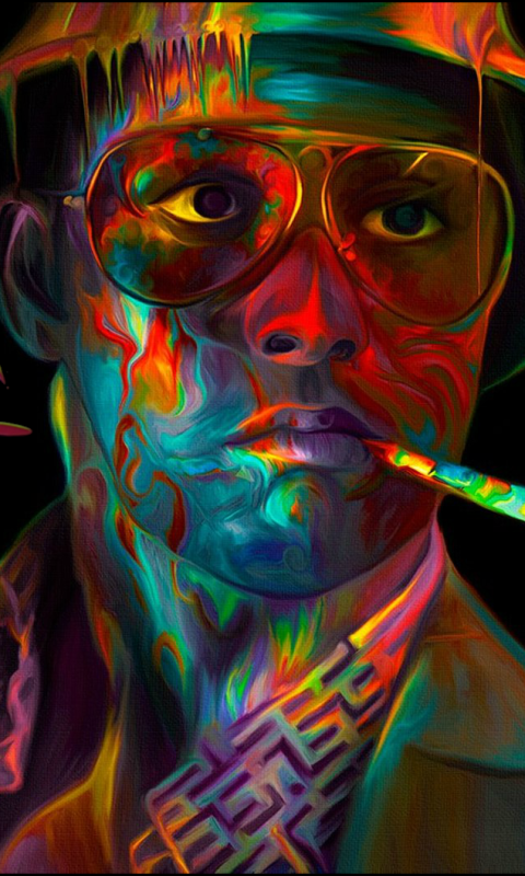 Moviefear And Loathing In Las Vegas 480x800 Wallpaper Id