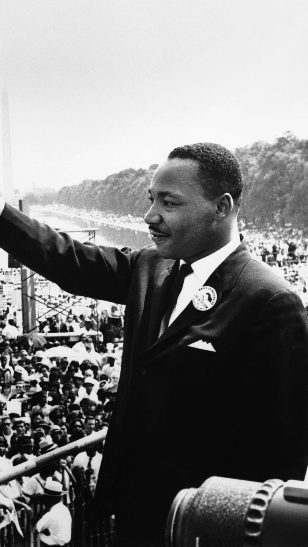 Men Martin Luther King Jr 750x1334 Wallpaper Id 817413 Mobile