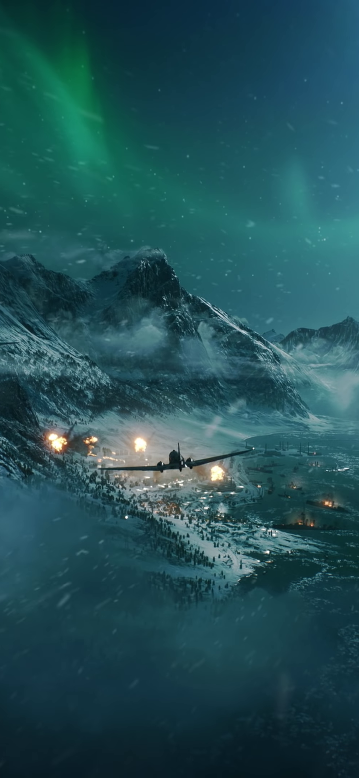 Video Game Battlefield V   Mobile Abyss