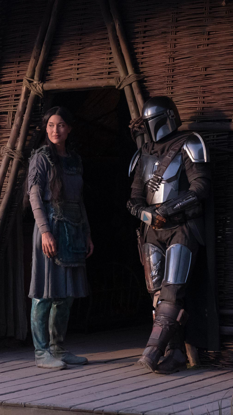 Tv Show The Mandalorian 750x1334 Wallpaper Id 818950 Mobile Abyss