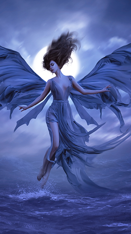 Fantasyfairy 540x960 Wallpaper Id 819307 Mobile Abyss