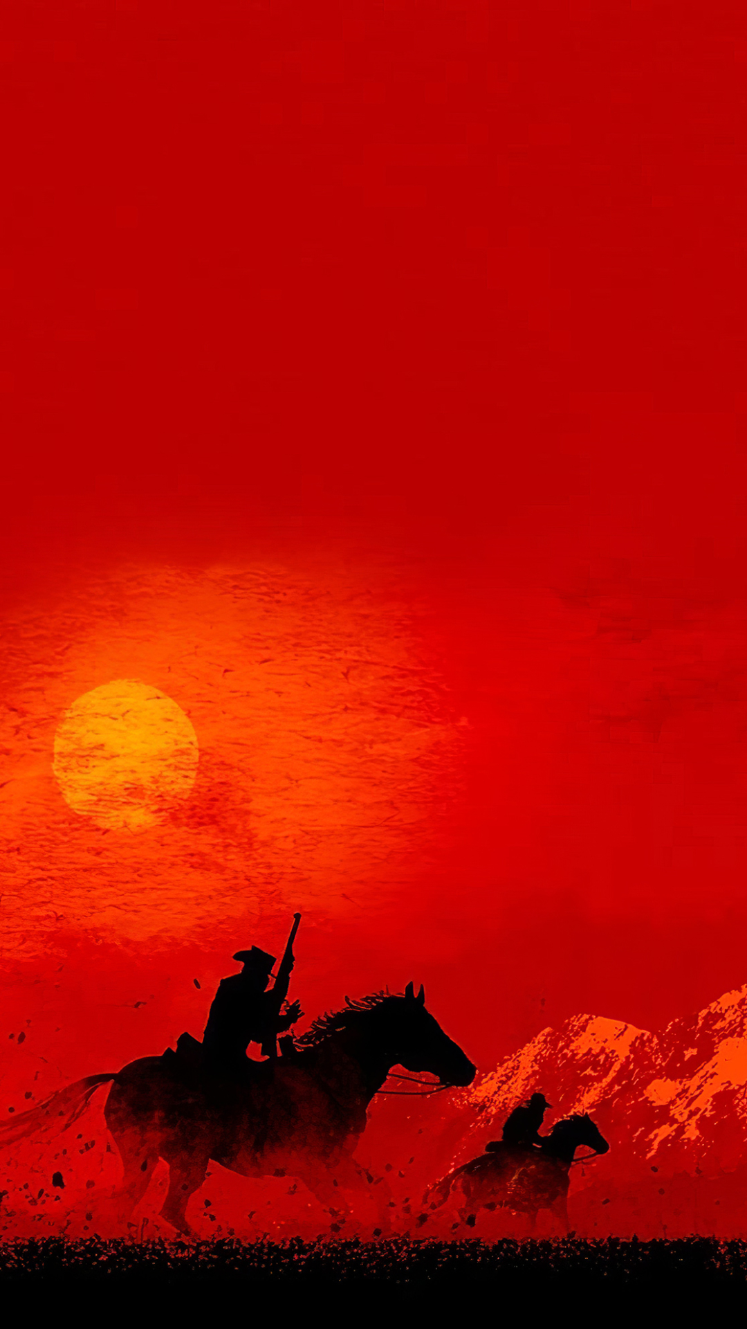 Video Game Red Dead Redemption 2 1080x1920 Wallpaper Id 825568