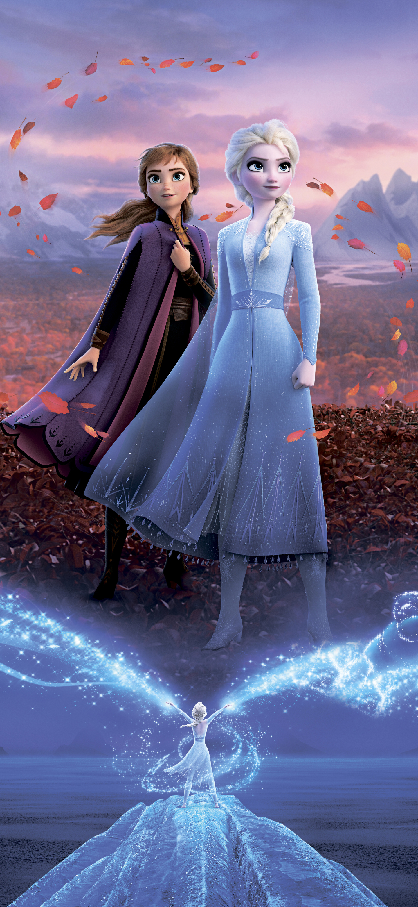 Movie/Frozen 2 (1440x3120) Wallpaper ID: 827997 - Mobile Abyss