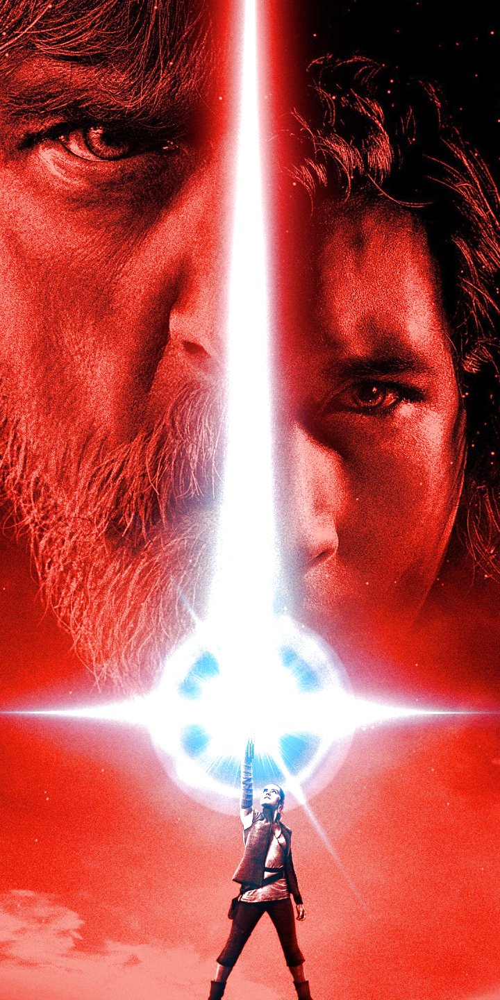 Movie Star Wars The Last Jedi 720x1440 Wallpaper Id 829790 Mobile Abyss