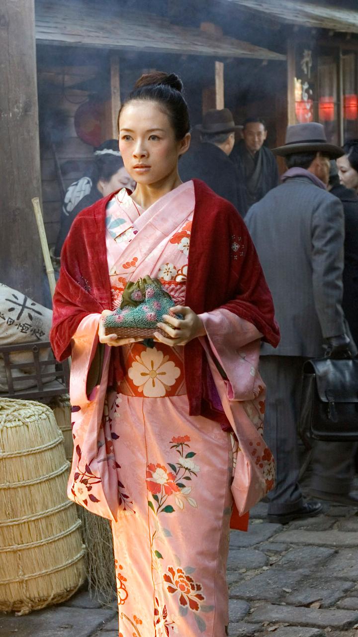 Movie Memoirs Of A Geisha 720x1280 Wallpaper Id 830150 Mobile