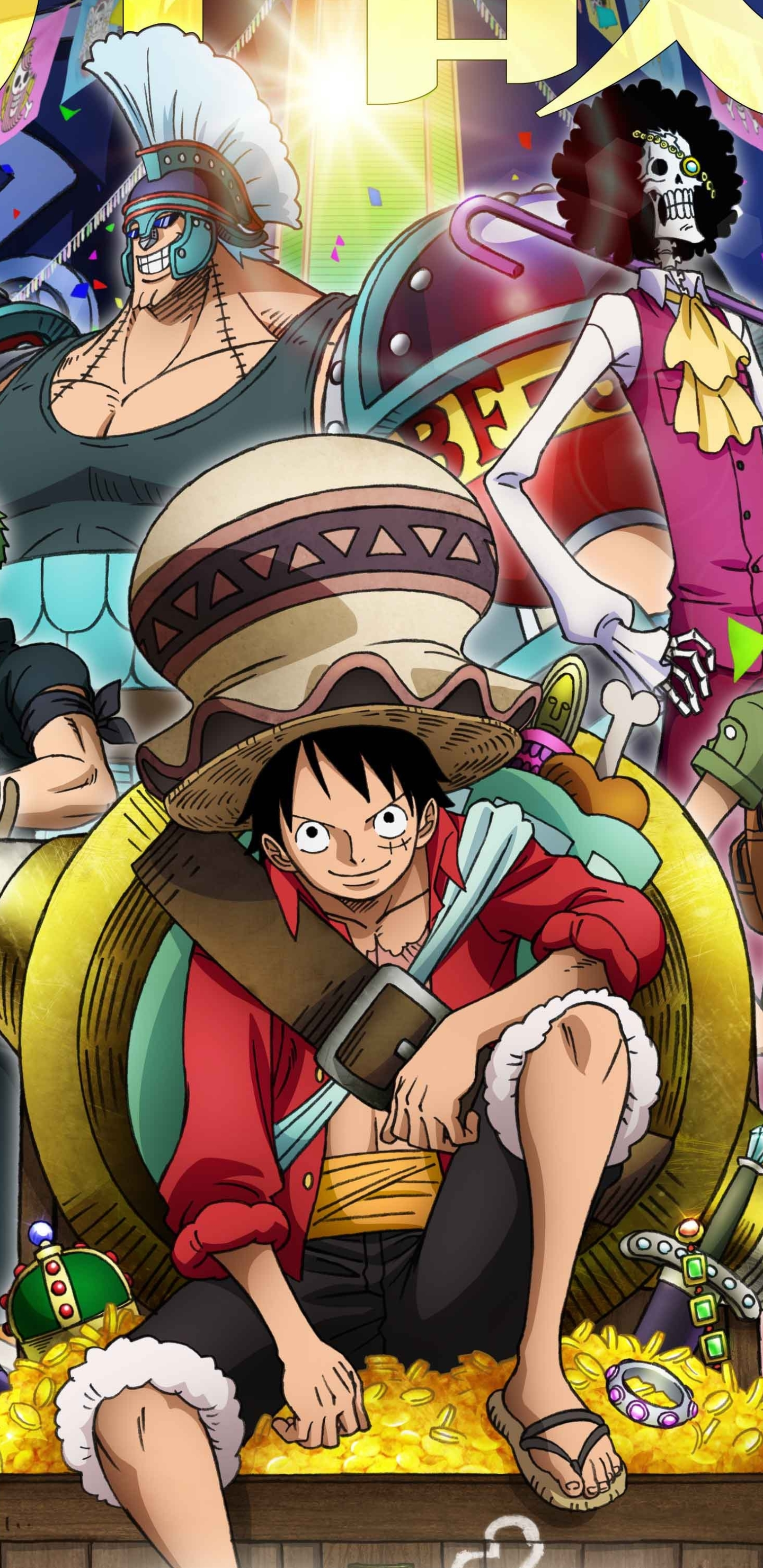 Anime One Piece Stampede 1440x2960 Wallpaper Id 831371 Mobile Abyss
