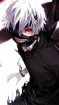 297 Tokyo Ghoul Apple Iphone 6 750x1334 Wallpapers Mobile Abyss