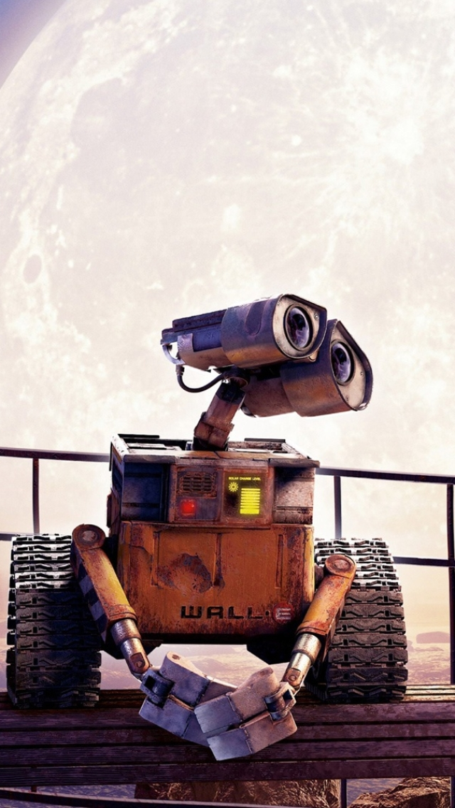 Movie Wall E 640x1136 Wallpaper Id 837462 Mobile Abyss