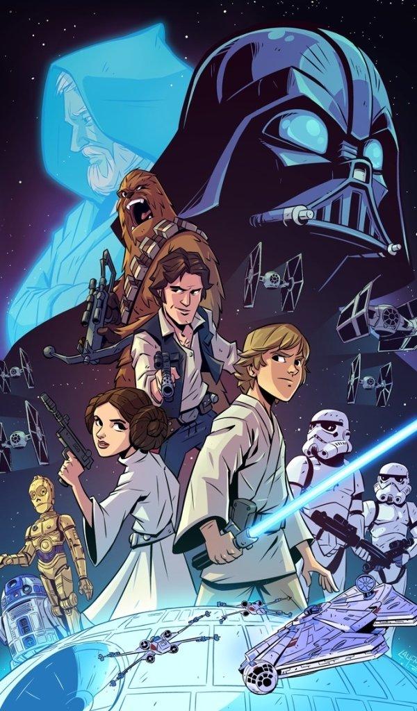 Sci Fi Star Wars 600x1024 Wallpaper Id 840093 Mobile Abyss