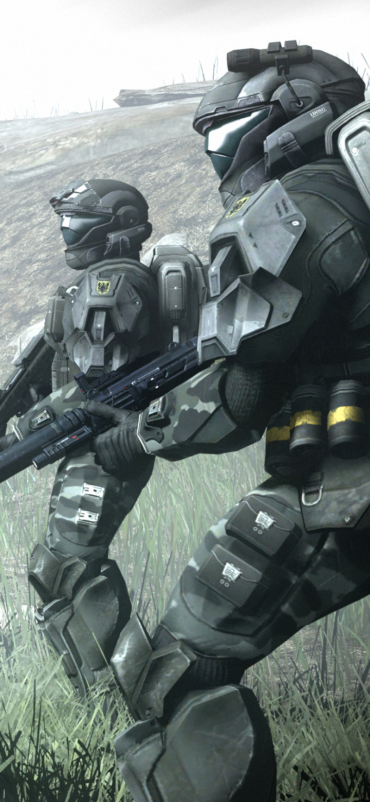 22+ Halo 3 Odst Wallpaper  Gif