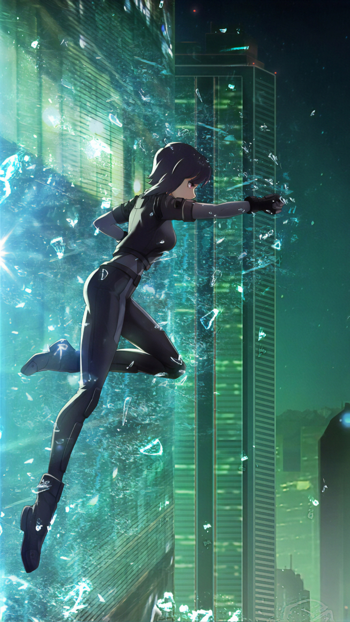 Anime Ghost In The Shell 720x1280 Wallpaper Id 844746 Mobile Abyss