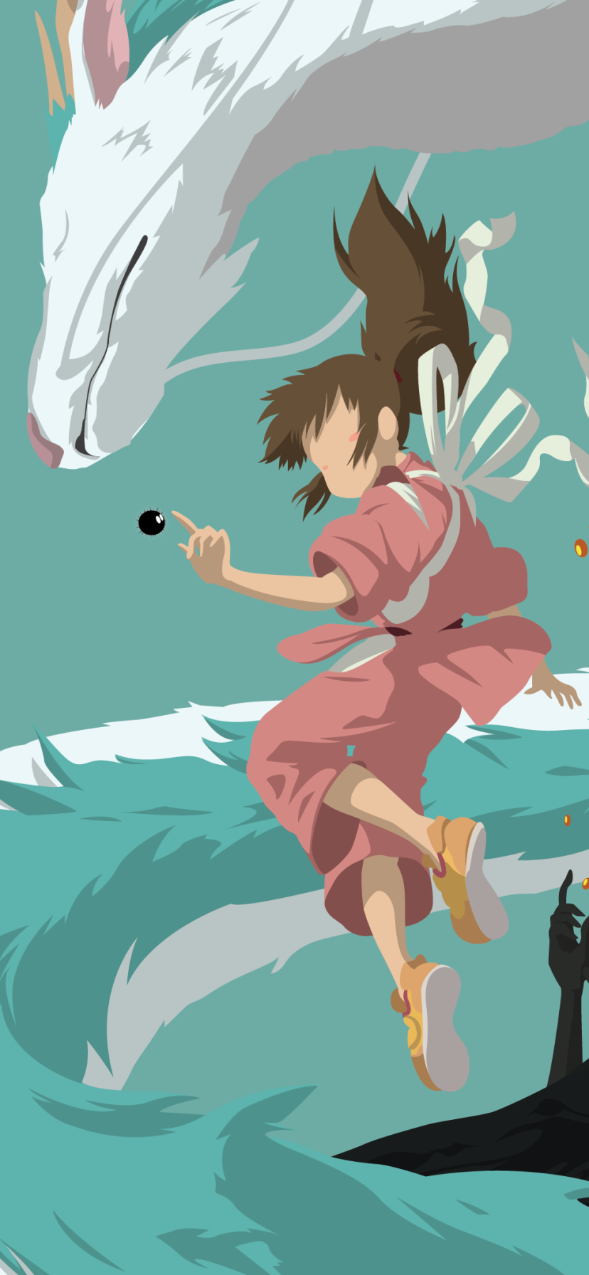 Anime Spirited Away 720x1520 Wallpaper Id 844814 Mobile Abyss