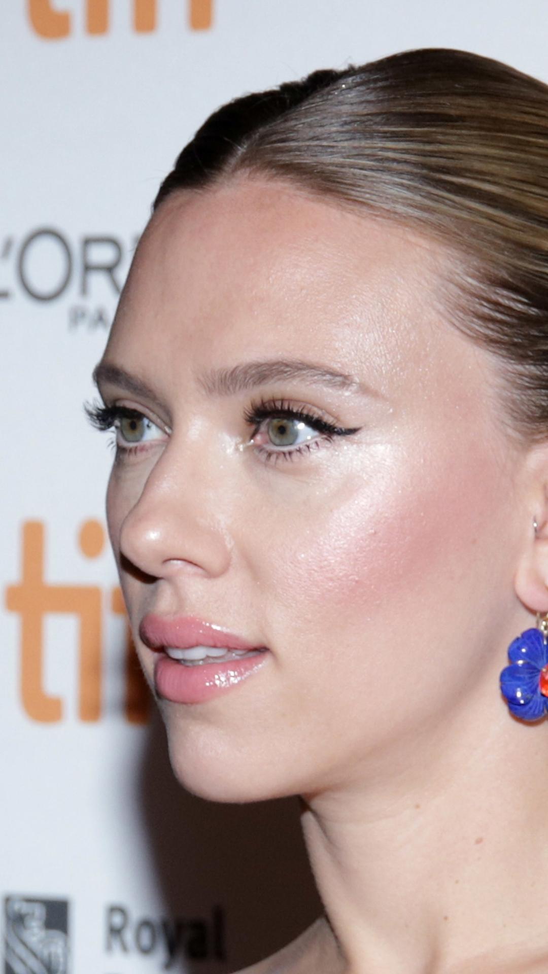 Celebrity Scarlett Johansson 1080x1920 Wallpaper Id 848891 Mobile Abyss
