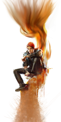 Gallery ID: 8258 inFAMOUS: Second Son
