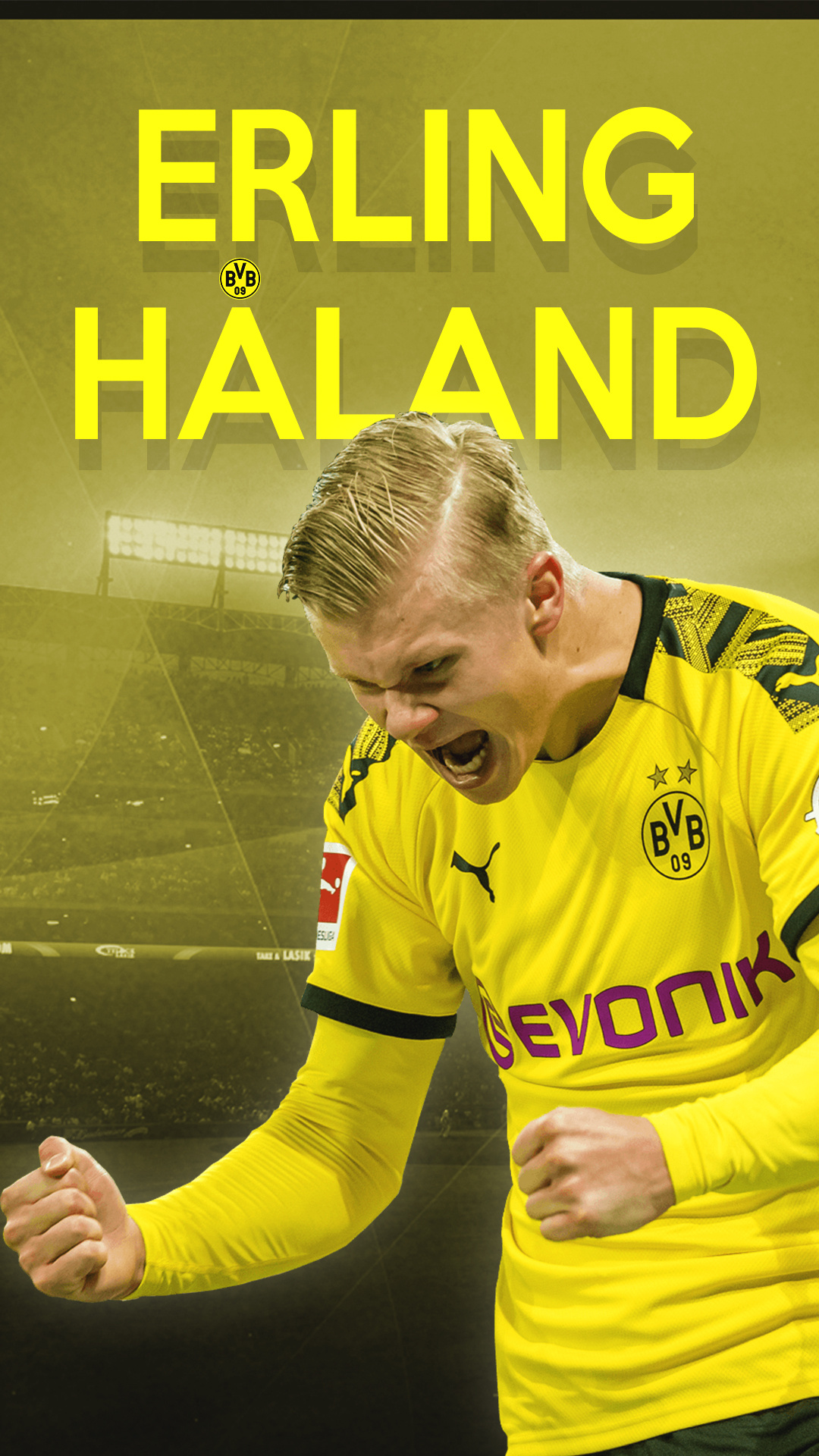 Sports Erling Braut Haland 1080x1920 Wallpaper Id 864583 Mobile Abyss