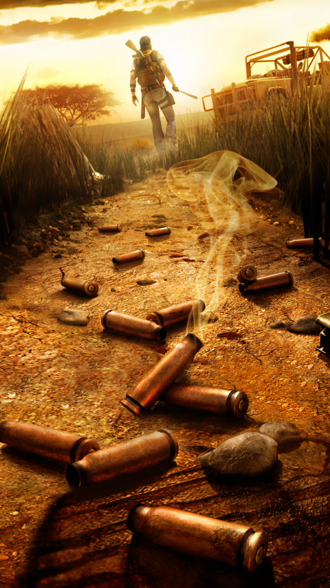 Video Game Far Cry 2 480x854 Wallpaper Id 874022 Mobile Abyss