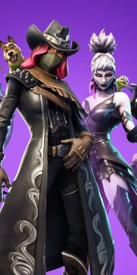 80 Fortnite Battle Royale Mobile Wallpapers Mobile Abyss