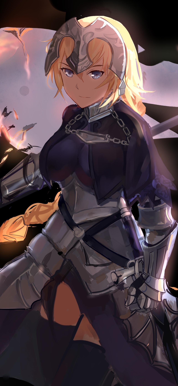 Anime / Fate / Grand Order (828x1792) Mobile Wallpaper