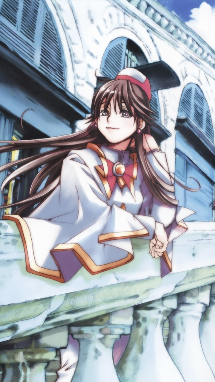 Anime / Aria (720x1280) Mobile Wallpaper