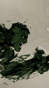 165 Hulk Samsung Galaxy J2 540x960 Wallpapers